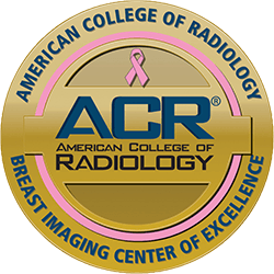 American College of Radiology Breast Imaging Center of Excellence Seal