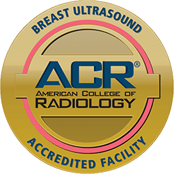 American College of Radiology Breast Ultrasound Accredited Facility