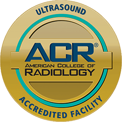 American College of Radiology Ultrasound Accredited Facility